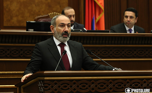48% increase to AMD 1 trillion in bank deposits attracted from non-residents recorded in Armenia in 2019 – Pashinyan